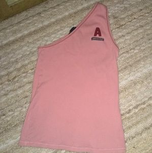 Vintage AE OneShoulder Tank Top Size Small